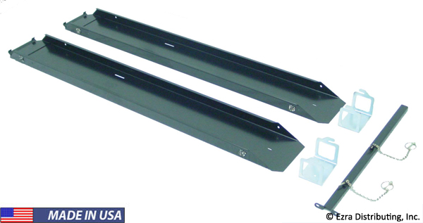 Motorcycle Carrier ATV Carrier Ramp Kit